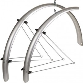 One SET OF TREKKING MUDGUARDS ALUFLEX