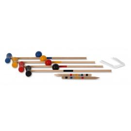 Kensis KIDS SET FOR 4 - Children's croquet