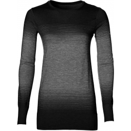 Asics SEAMLESS LS TOP W BLACK - Women's running T-shirt
