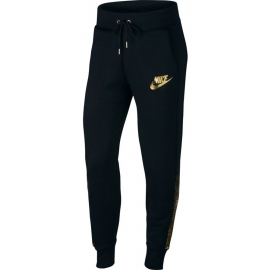 Nike NSW RALLY PANT REG METALLIC - Women's leisure sweatpants