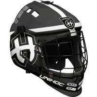 Unihoc MASK SHIELD - Kids' floorball helmet