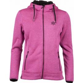 Willard MARION - Women's fleece sweatshirt