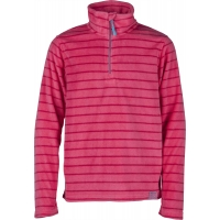 Lewro AUREL 116 - 134 - Girls' fleece sweatshirt