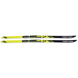 Fischer SET SKIN PRO JR+TOUR-IN JR