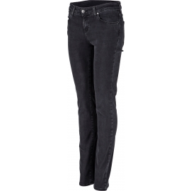 Wrangler SLIM BIKER BLACK - Women's pants