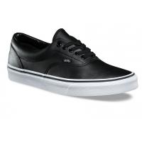 Vans UA ERA CLASSIC TUMBLE Black/True White - Men's sneakers