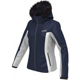 Colmar SKI JACKET ECO FUR - Women's skiing jacket