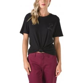 Vans PEANUTS TONAL BF TEE - Women's T-shirt