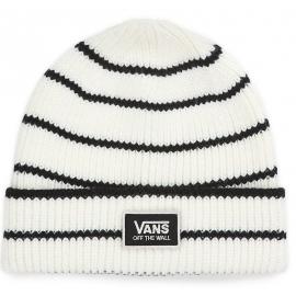 Vans W FALCON BEANIE Marsmallow Shine on Stripe - Women's hat