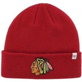 47 NHLCHICAGO BLACKHAWKS 47 CUFF KNIT BEANIE - Winter hat