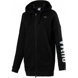 Puma FUSION ELONGATED FZ HOODY W - Women's sweatshirt