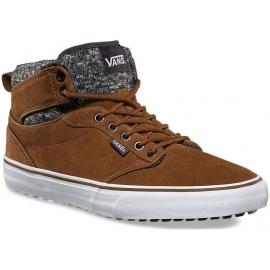 Vans MN ATWOOD HI MTE Emperador/Asphalt - Men's winter sneakers