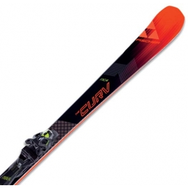 Fischer P08117 RC4 THE CURV GT+RC4 Z13 - Downhill skis