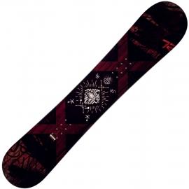 Rossignol SET CIRCUIT WIDE + BAT M/L - Snowboard set