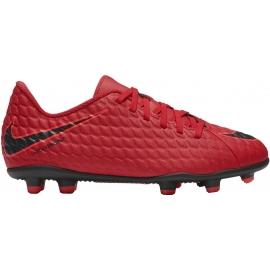 Nike HYPERVENOM PHADE III FG JR - Kids' football cleats