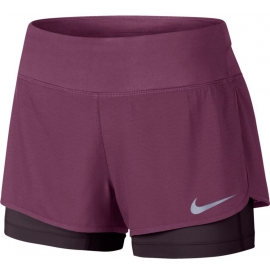 Nike FLX 2IN1 SHORT RIVAL W - Women's running shorts