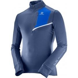 Salomon FAST WING MID M - Men's running sweatshirt