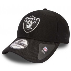New Era 39THIRTY NFL BLACK OAKLAND RAIDERS