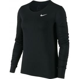 Nike TOP LS ALL OVER MESH W - Women's top