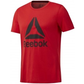 Reebok WORKOUT READY SUPREMIUM 2.0 TEE BIG LOGO