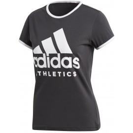 adidas W SID SLIM TEE - Women's T-shirt