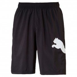 Puma ESS BIG CAT WOVEN SHORT 10""