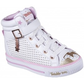Skechers SHUFFLES POP DAZZLE - Girls' light-up sneakers