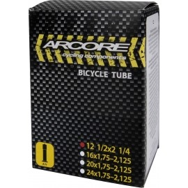 """Arcore A/V-12"""" 1/2X2 1/4 - Bicycle tube"""