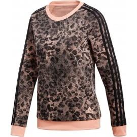 adidas ESSENTIALS ALL OVER PRINTED SWEATSHIRT - Women's sweater