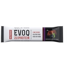 Nutrend EVOQ CHOCOLATE AND BLACK CURRANT - Protein bar