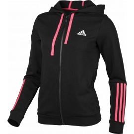 adidas COM MS FZ HOOD - Women's sweatshirt