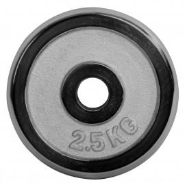 Keller JPL24 - 2.5 kg chrome - Weight