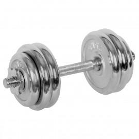 Keller ONE-HAND WEIGHT 15 kg CHROME