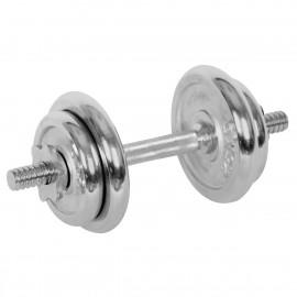 Keller ONE-HAND WEIGHT 10 kg CHROME