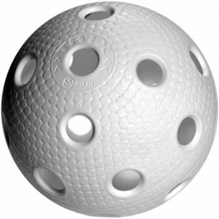 WHITE BALL - Floorball ball - HS Sport WHITE BALL