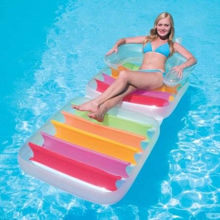 HIGH FASH.FOL - Inflatable lilo - Bestway HIGH FASH.FOL