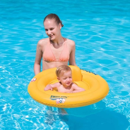 BABY SEAT - Inflatable swim ring a sitting cross - Bestway BABY SEAT
