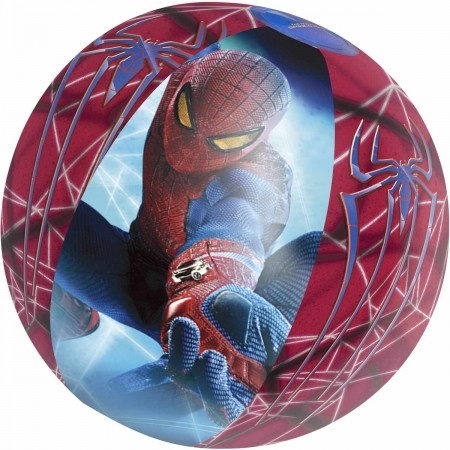 BEACH BALL - Inflatable ball - Spiderman - Bestway BEACH BALL