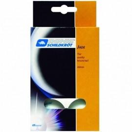 Donic JADE BALL (6 PCS) WHITE