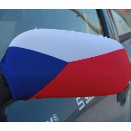 SPORT TEAM Wing mirror cover CZ