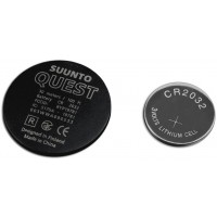 Suunto QUEST BATTERY REPLACEMENT KIT - Battery and plastic back cover set