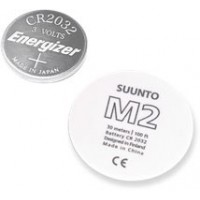 Suunto M2 WHITE BATTERY REPLACEMENT KIT - Battery and back cover set - Suunto